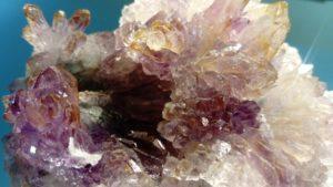 Amethyste fleur Astre et Minéral Lille