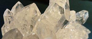 Cristal de roche Astre et Minéral