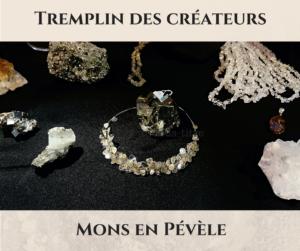 Tremplin des créateurs Astre et Minéral Lille 2017