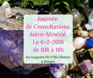 Consultation Astro-Minéral