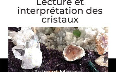 Stages – Cours – Consultations des cristaux