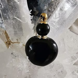 Flacon bijoux pour Parfum ou huile essentielles