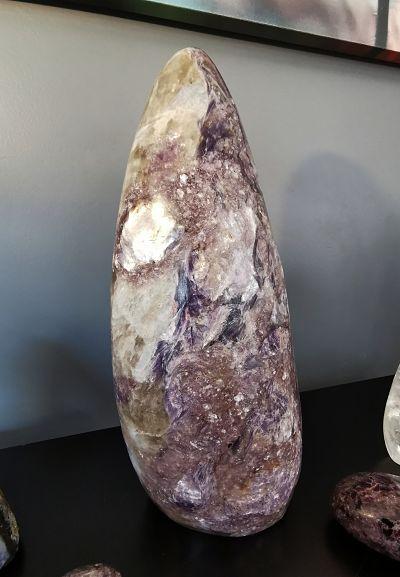 Mica Lépidolite