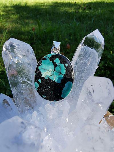 Turquoise pendentif