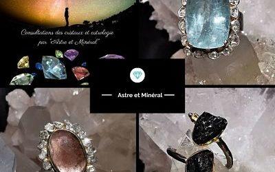 Expo-vente de minéraux – Consultations des cristaux et Astrologie