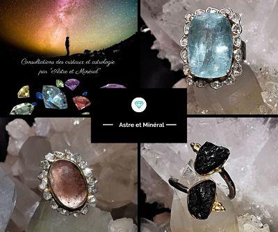 Astrologie - minéraux- bijoux en pierres naturelles