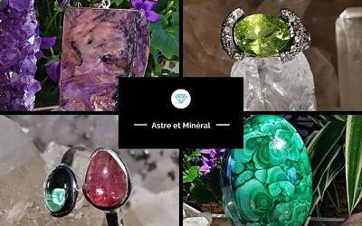 Expo-vente de Minéraux