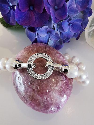 Perles d'eau douce bracelet
